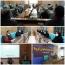 حضور در محل اداره بهداشت و شرکت در جلسه آموزشی سامانه ثبت اصناف.